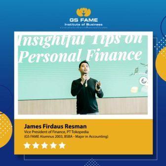 James Firdaus Resman